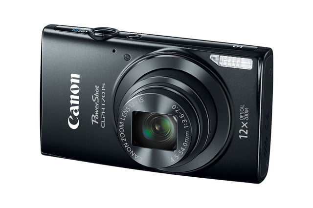 canon gives long zoom sx and compact elph series minimal refresh at 2015 ces powershot elph170is