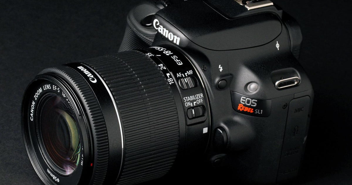 Canon EOS Rebel SL1 review | Digital Trends