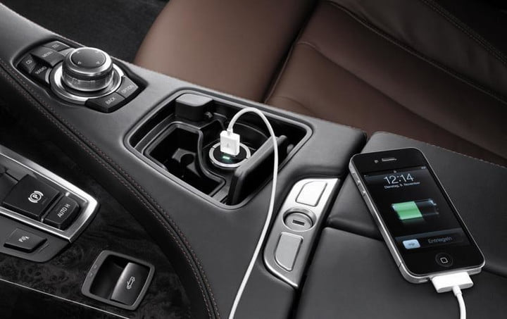 Here's why the USB port built into your car charges so agonizingly slow