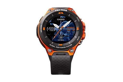 ad0c2842d3da Casio Pro Trek Smart WSD-F20 And WSD-F20A Review