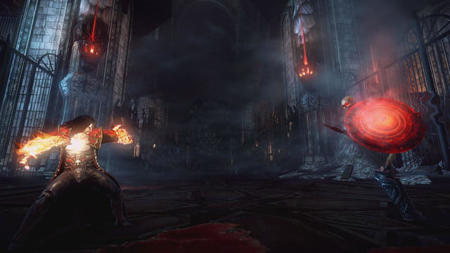 Castlevania Lords of Shadow 2 screenshot 3