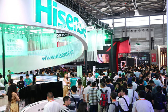 what to expect from ces asia 2016 showfloorhisense