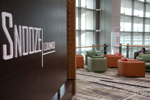 best airports for layovers changi airport snooze lounge t3