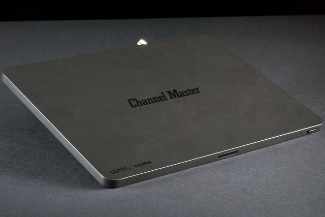 Channel Master DVR front angle