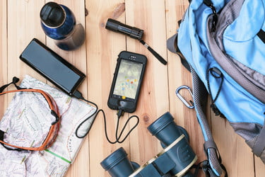 Mountain Hub Adds GPS Tracking and Trip Reporting to its