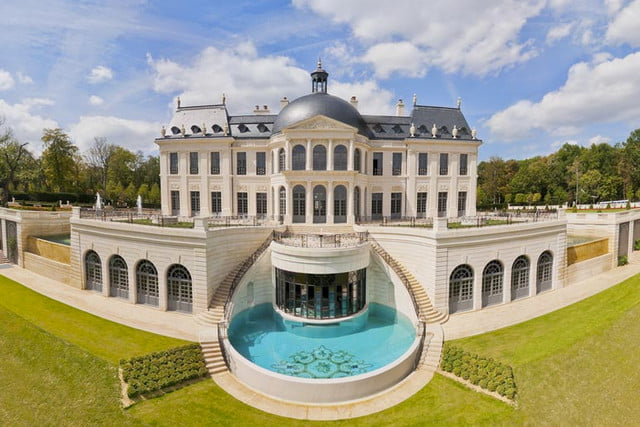 most expensive home 2015 chateau louis xiv 0035