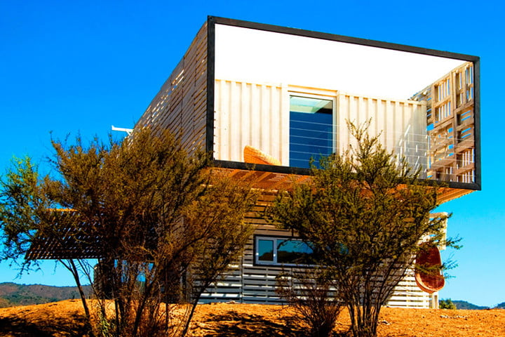 manifesto house - Homes Built With Shipping Containers