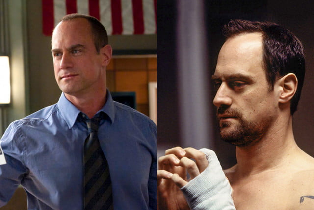 actors two shows same time christopher meloni