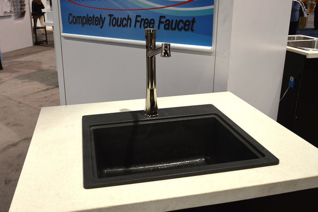 luxury home items from kbis 2016 cinaton touch free faucet