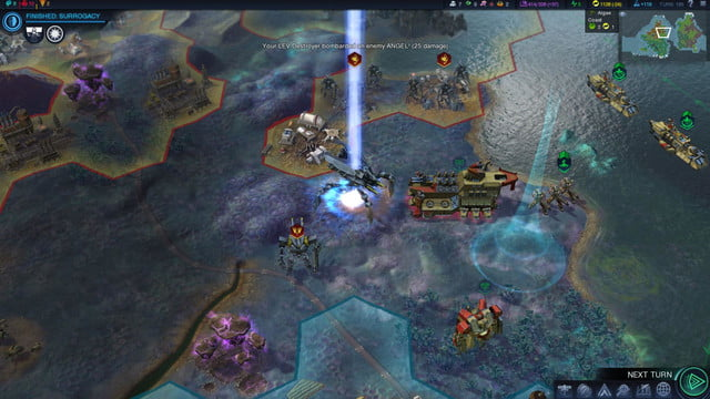 will first 250 turns civilization beyond earth shape screenshot 18