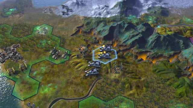 will first 250 turns civilization beyond earth shape screenshot 8