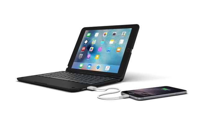 Incipio ClamCase + Power for the iPad Air 2