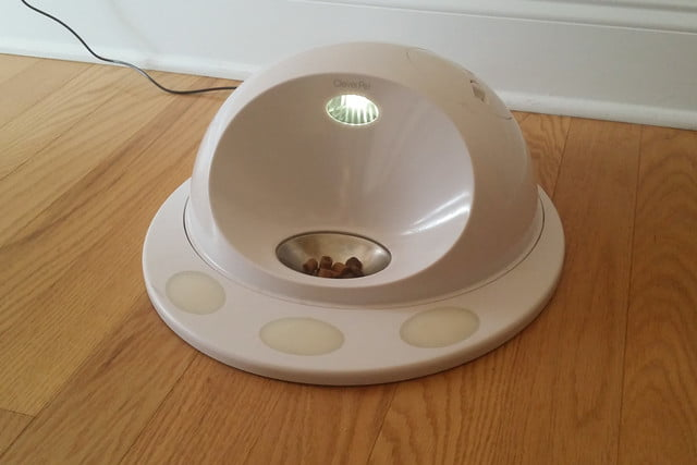 cleverpet hub first impressions review feeder 2
