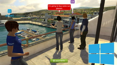 Windows Mixed Reality Cliff House Will Get Social In Future Updates
