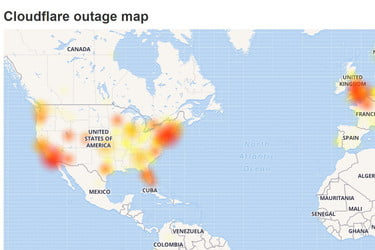 Cloudfare, AT&T Outages Affect Users | Digital Trends