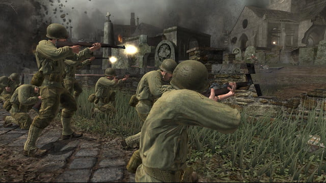 cod history roads to victory