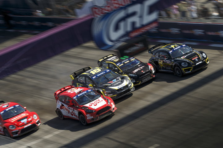 why global rallycross is right motorsport competitors