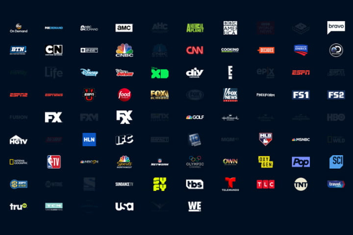 playstation vue channel guide plans features core 2018