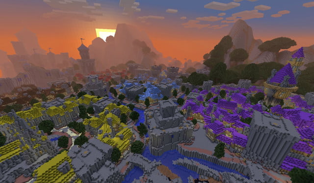 best minecraft creations and maps crafting azeroth 3 stormwind