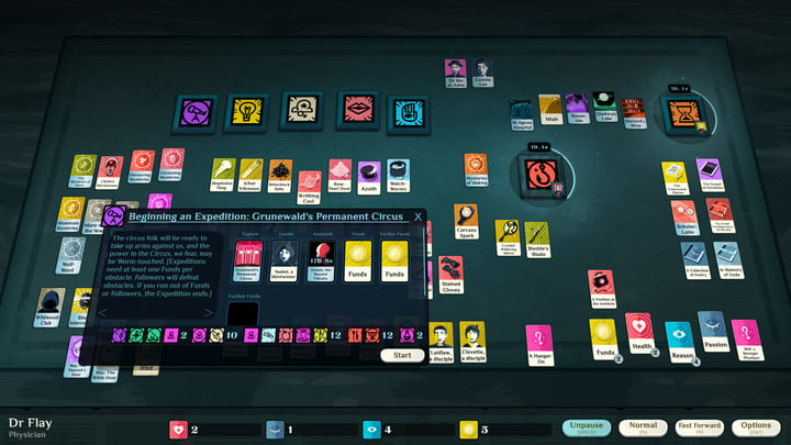 cultist simulator game late