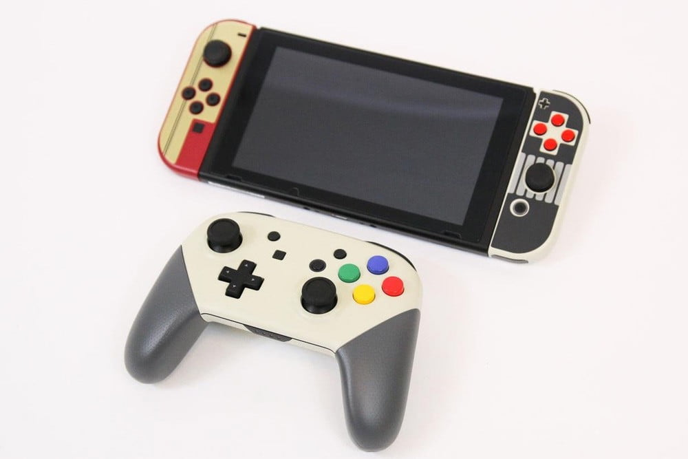 7aea9230802dd6 The Best Nintendo Switch Mods in Existence