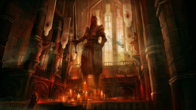heres everything need know story leading dragon age inquisition daii concept art 19