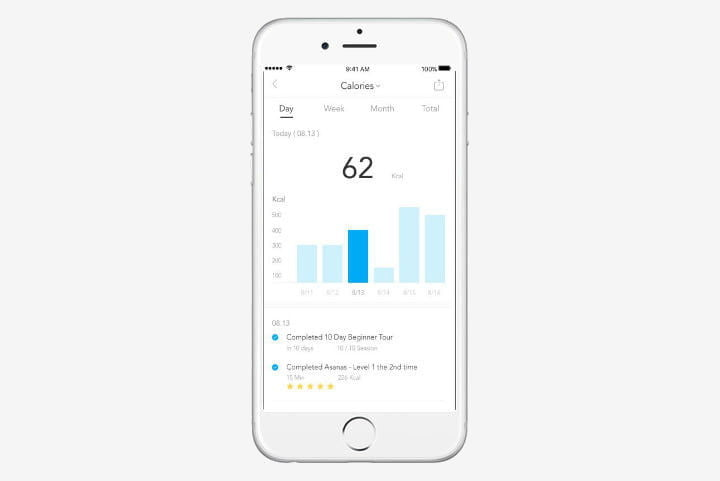 best health and fitness apps for iphone daily yoga