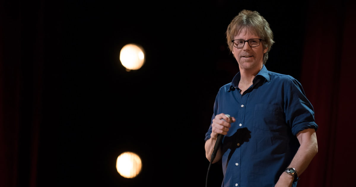 Netflix Releases Trailer For Dana Carvey Stand Up Special