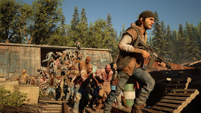 days gone e3 2016 preview horde