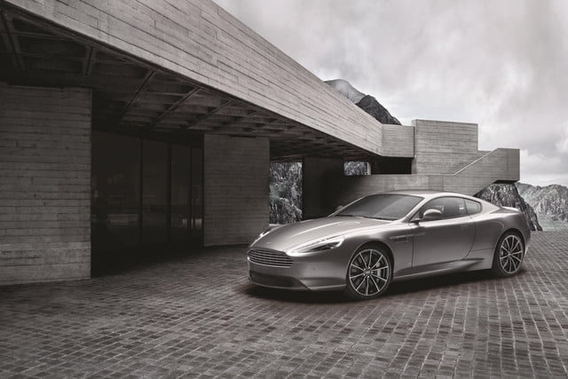 High Quality Aston Martin DB9 GT Bond Edition