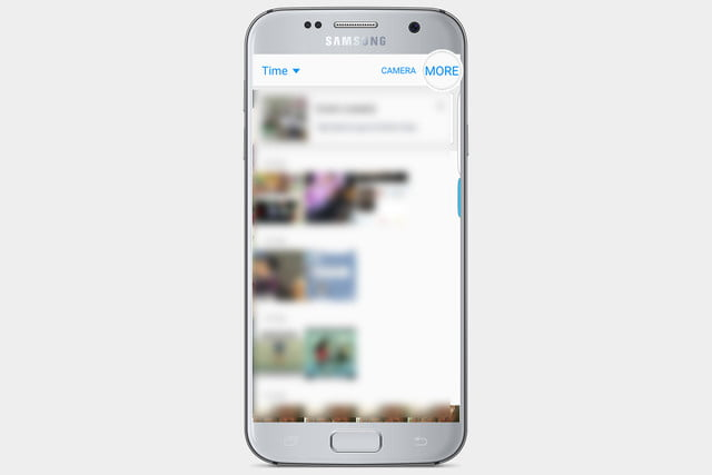 how to delete and recover photos in android samsung 2