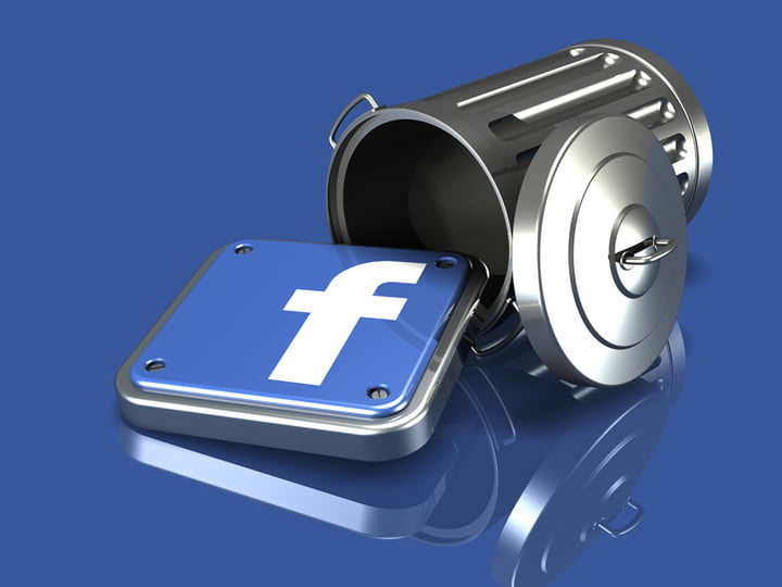 How to delete your facebook account once and for all digital trends how to delete your facebook account ccuart Image collections