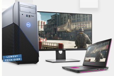 Dell's Black Friday Deals Have Begun On PCs, 4K Smart TVs