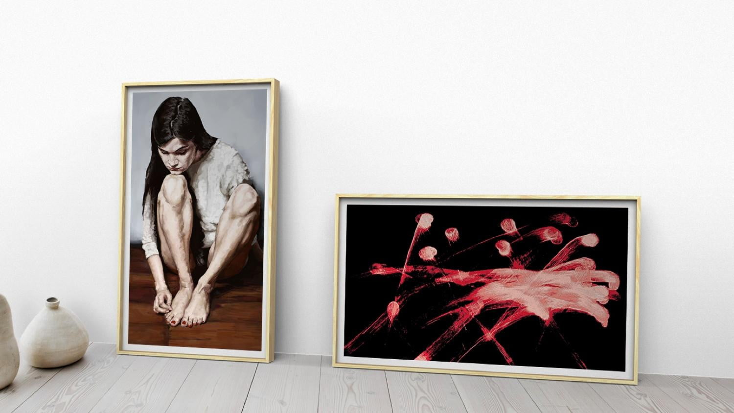Depict Frame Turns Digital Art Into 4k Masterpieces Digital Trends