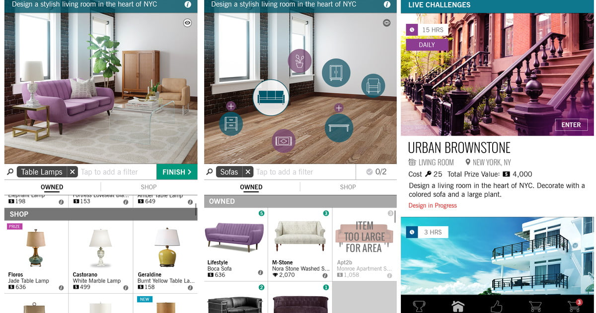 Design Home Is a Game for Interior Designer Wannabes Digital Trends