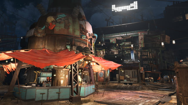 enter the wasteland without leaving home with our 5k screenshots from fallout 4 diamondcity3