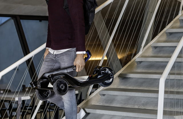 volkswagen offers two cool scooter designs for zipping around town die neue studie cityskater