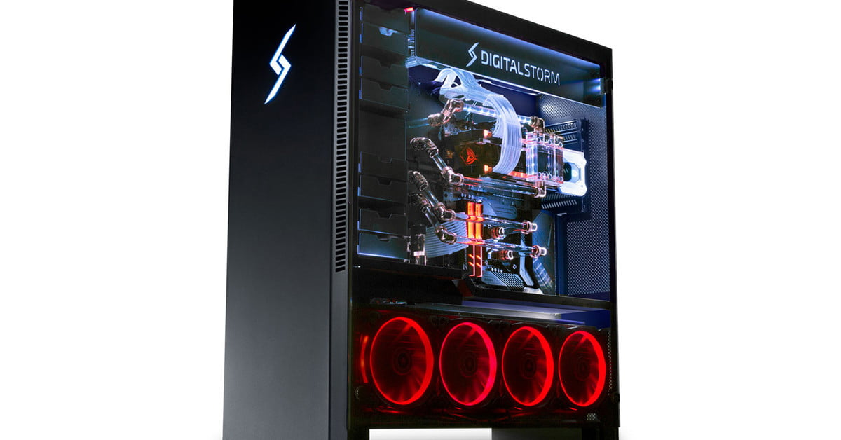 Digital Storm Aventum X gaming PC review