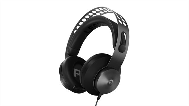lenovo announce new legion gaming peripherals ces 2019 03 h500 passive noise cancelling retraceable mic0