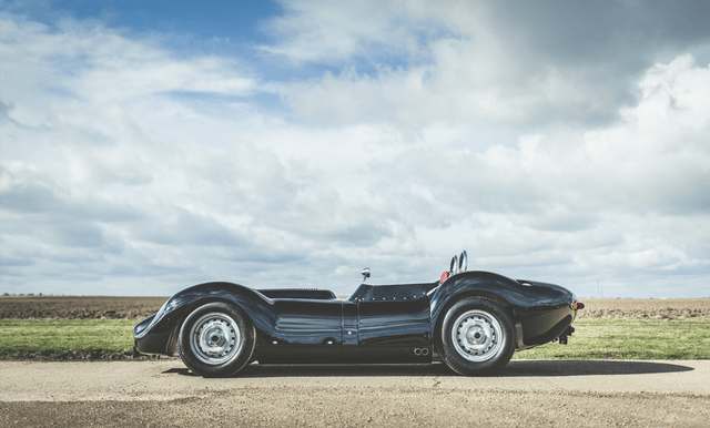 1958 lister knobbly contination continuation road 1