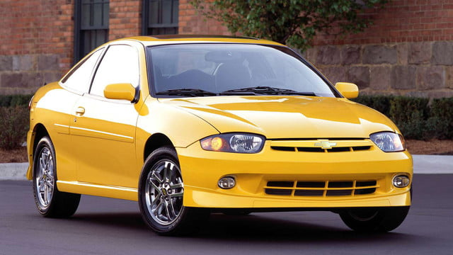 top 10 worst cars for valentines day sex 2003 chevrolet cavalier
