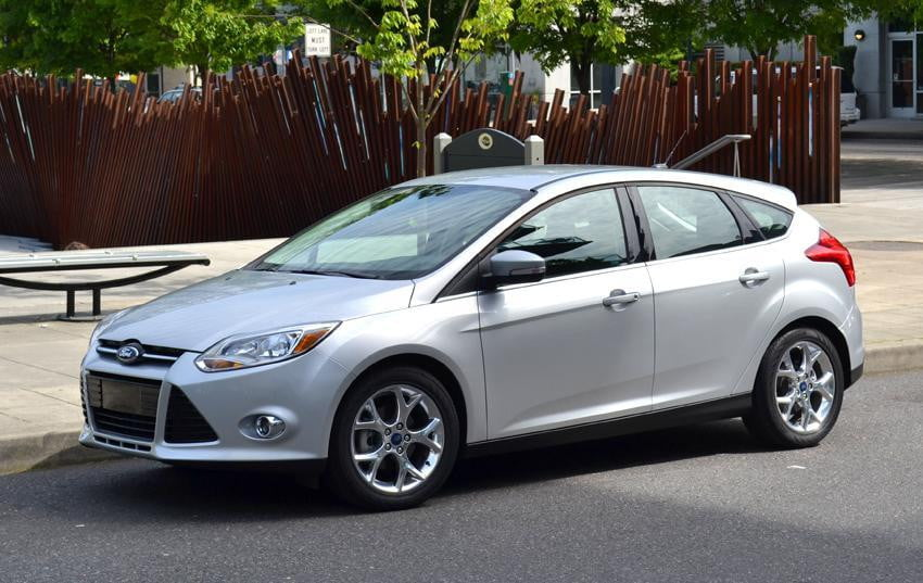 2012 Ford Focus Sel Review Digital Trends