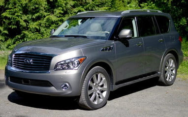 2013 Infiniti QX56 review | Digital Trends