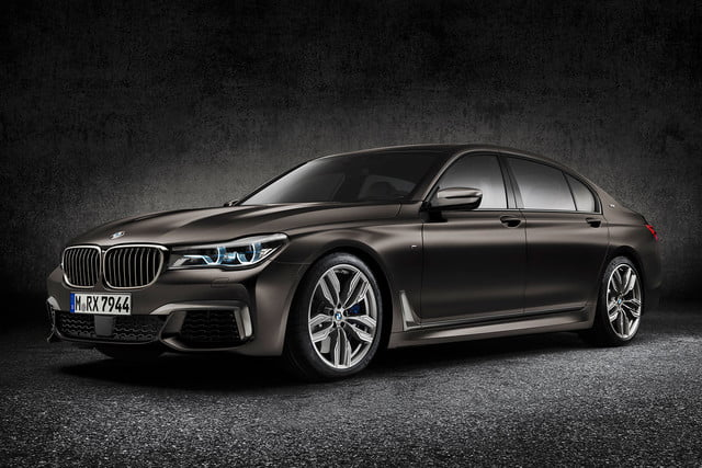 bmw is returning to its m car roots and ushering iperformance into the spotlight 2017 m760li xdrive 0012