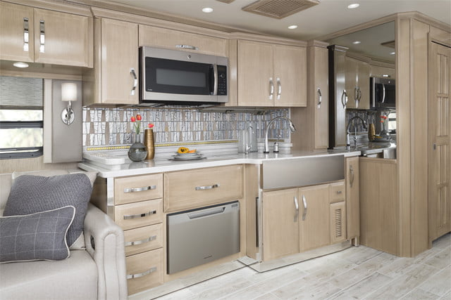 2017 newmar king aire galley