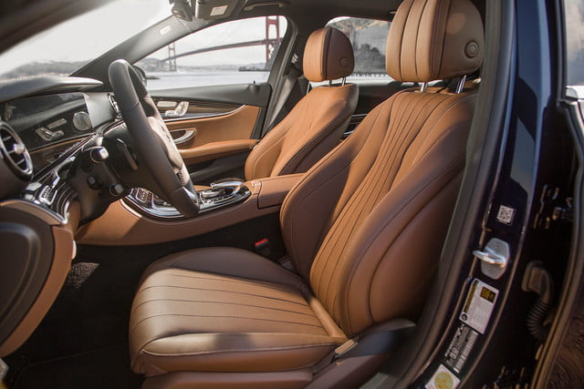 2017 mercedes benz e300 first drive e class interior 1