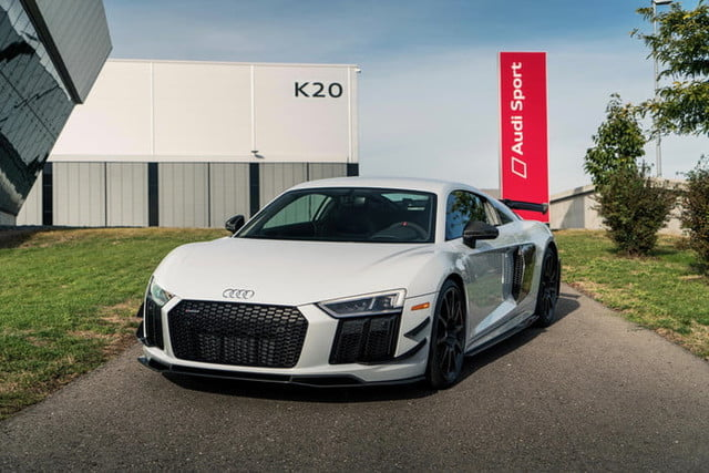 2018 Audi R8 V10 Plus Coupe Competition