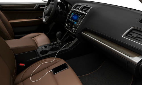 2018 Subaru Outback Features Multiple Levels of Handling