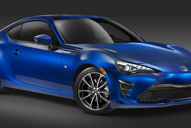 toyota and subaru reboot 86 sports coupe for second generation 2018  22