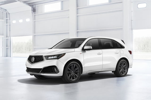 the 2019 acura mdx can be yours starting at 44300 with new a spec variant